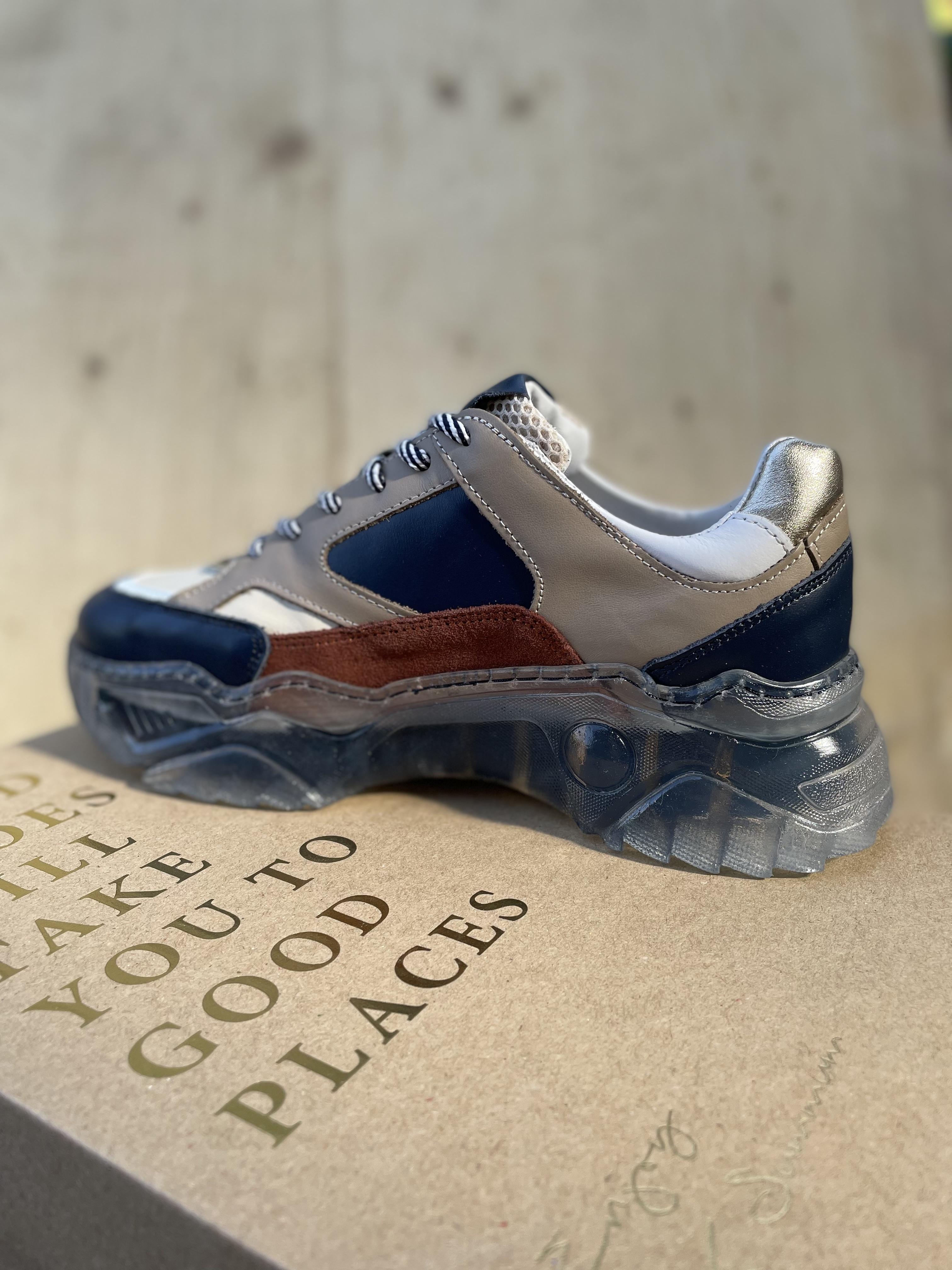 Sneaker Blue - Summum Woman