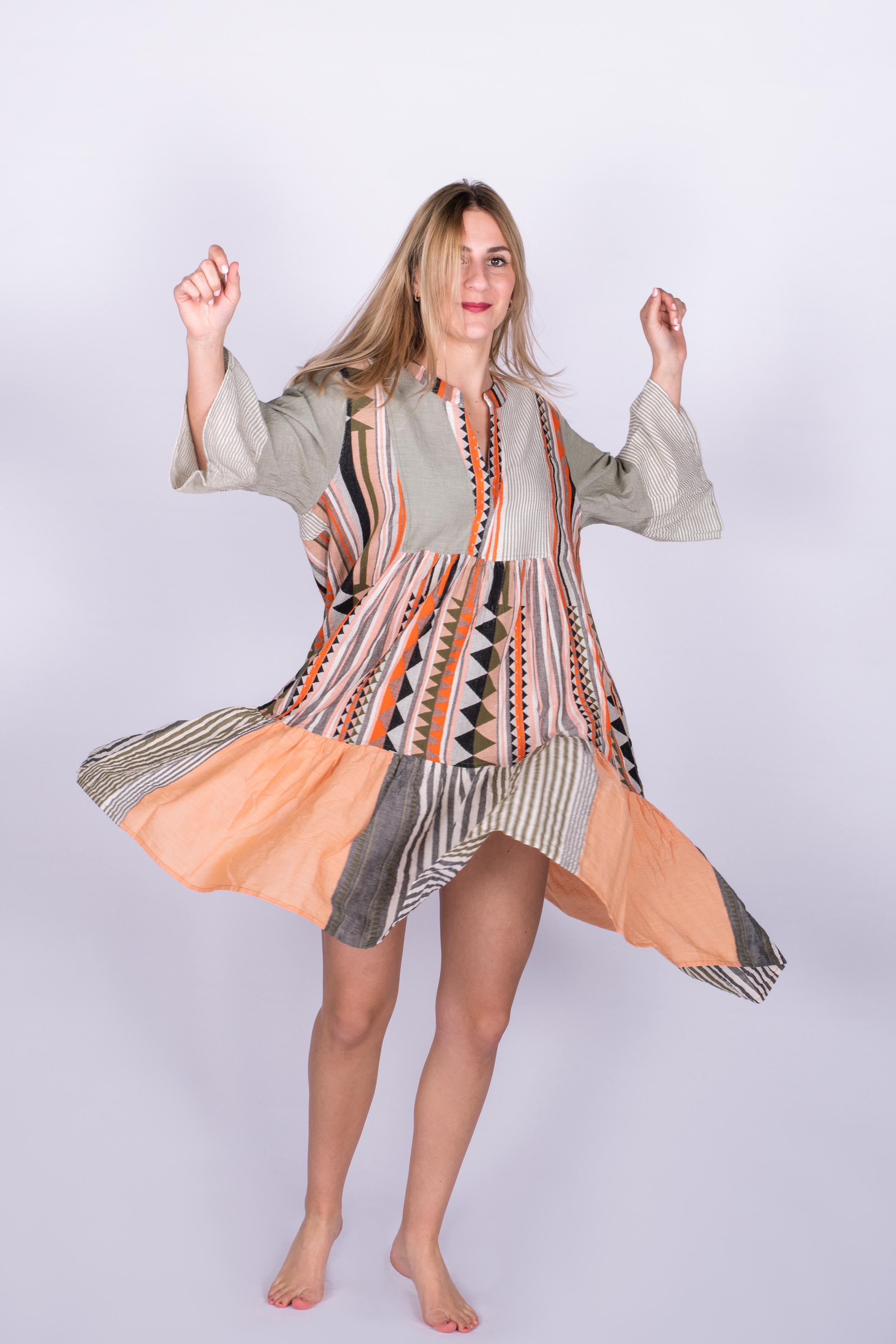 Shortdress Multi - Devotion