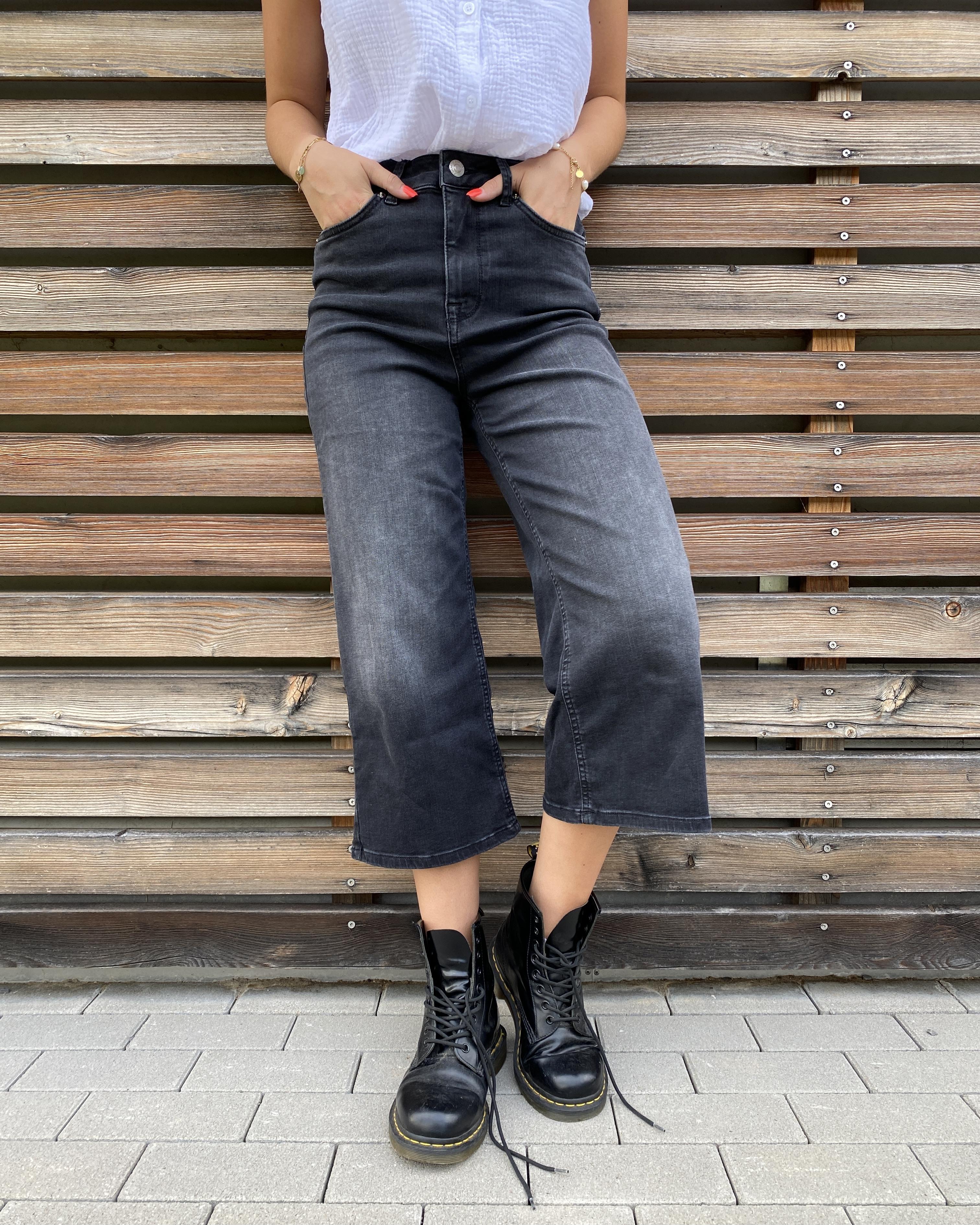 Jeans Culotte - Summum Woman