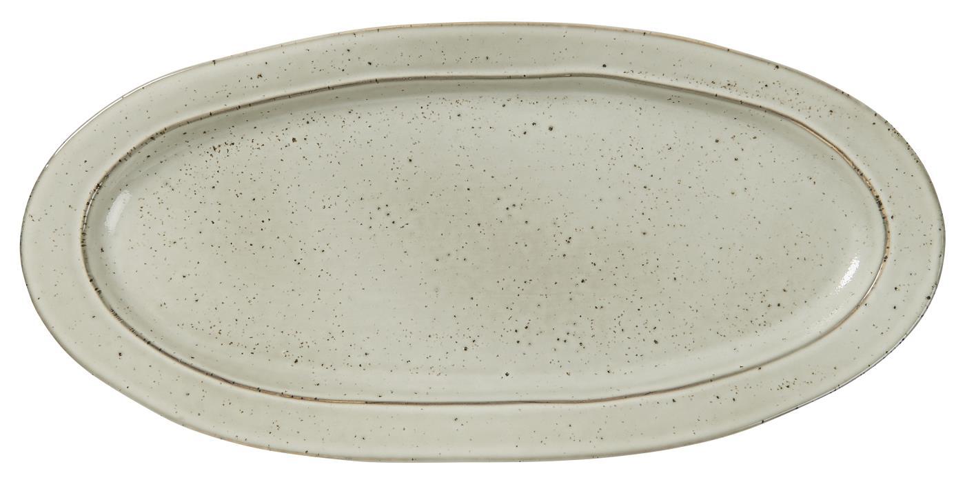 Tablett oval - ib laursen