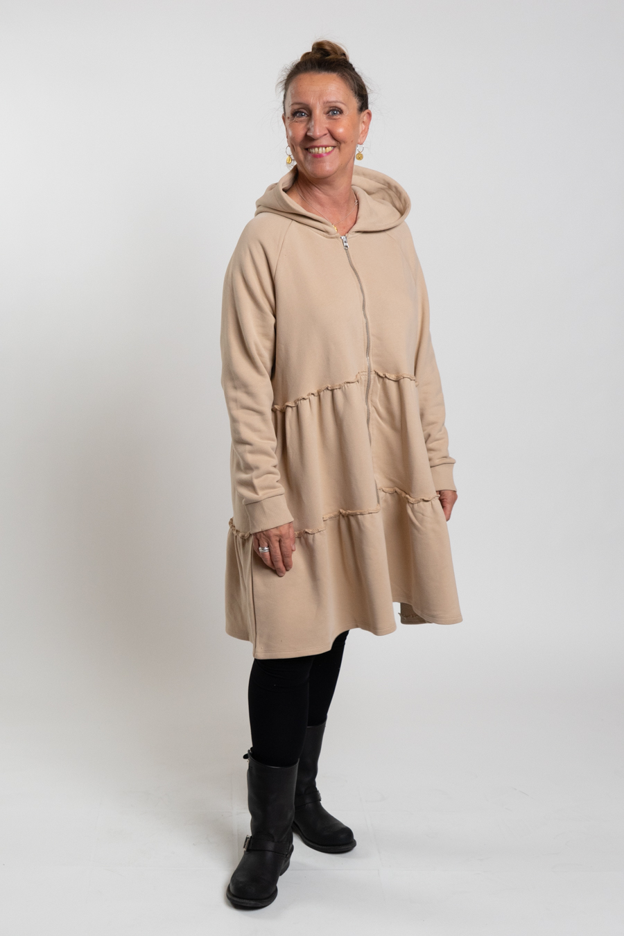 Kleid / Jacke Pasty - Cotton Candy