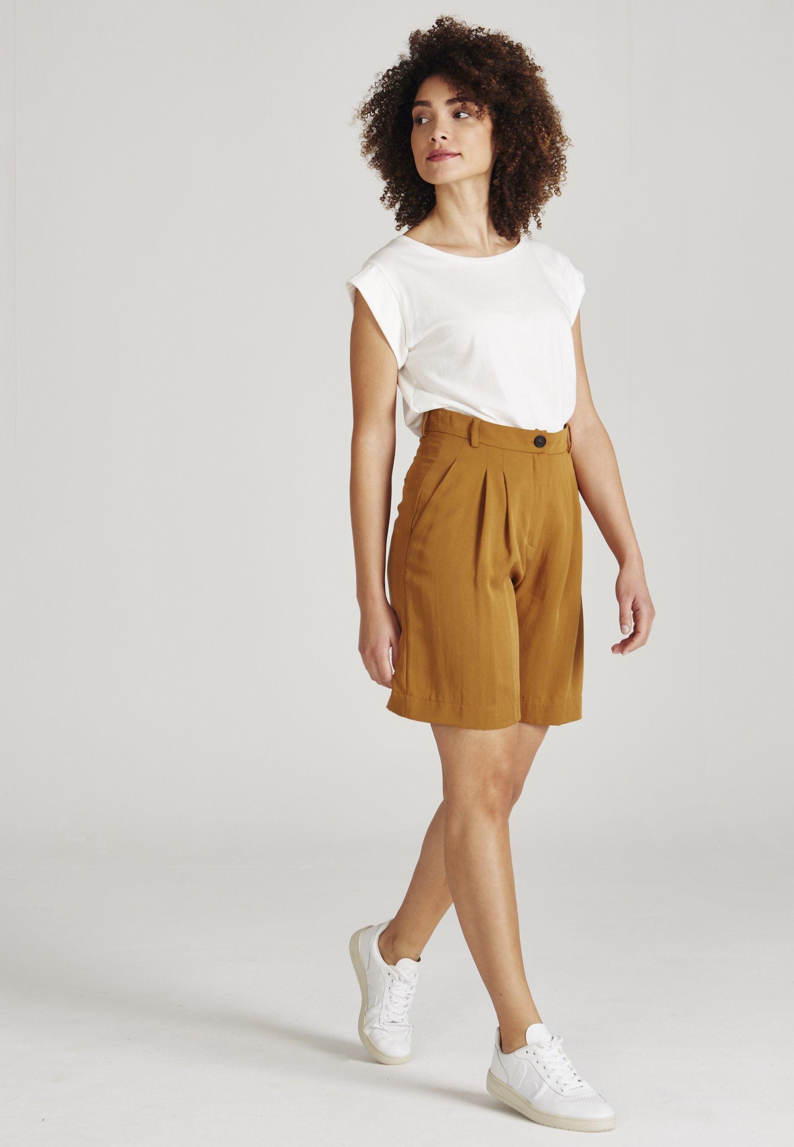 Shorts Petra brown - Givn