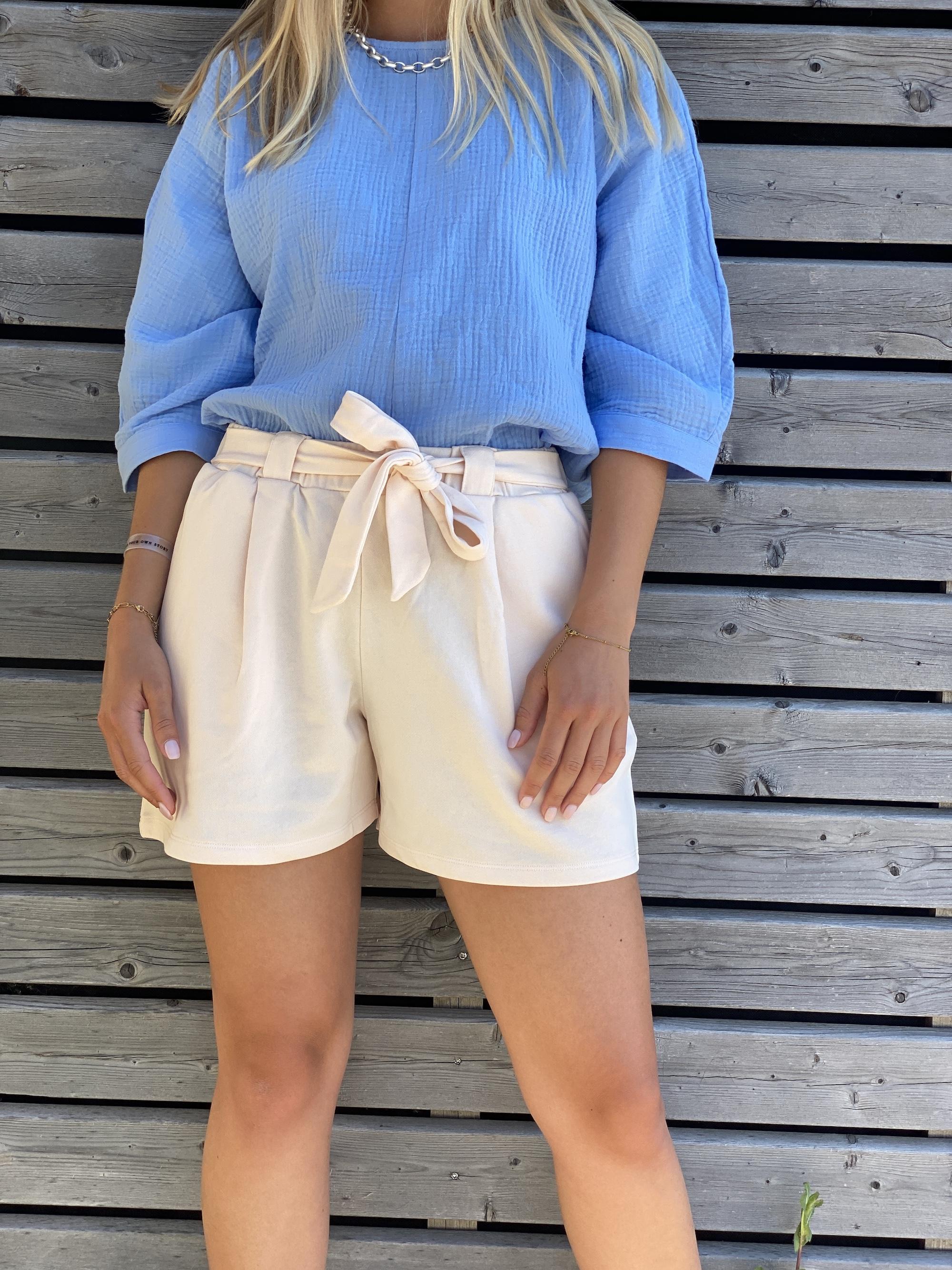 Bluse Guilda blue - JC Sophie