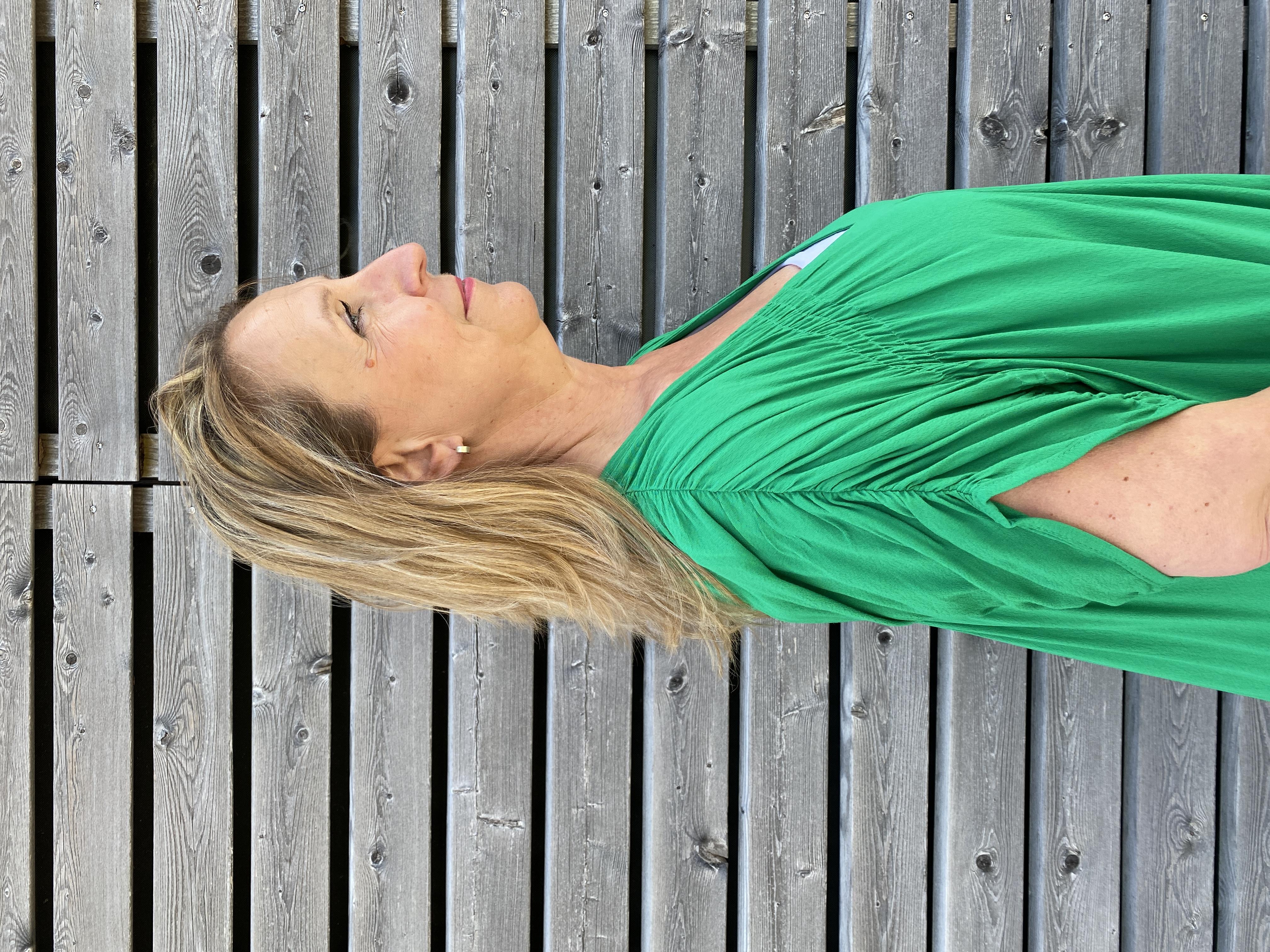 Kleid grün - Matfashion
