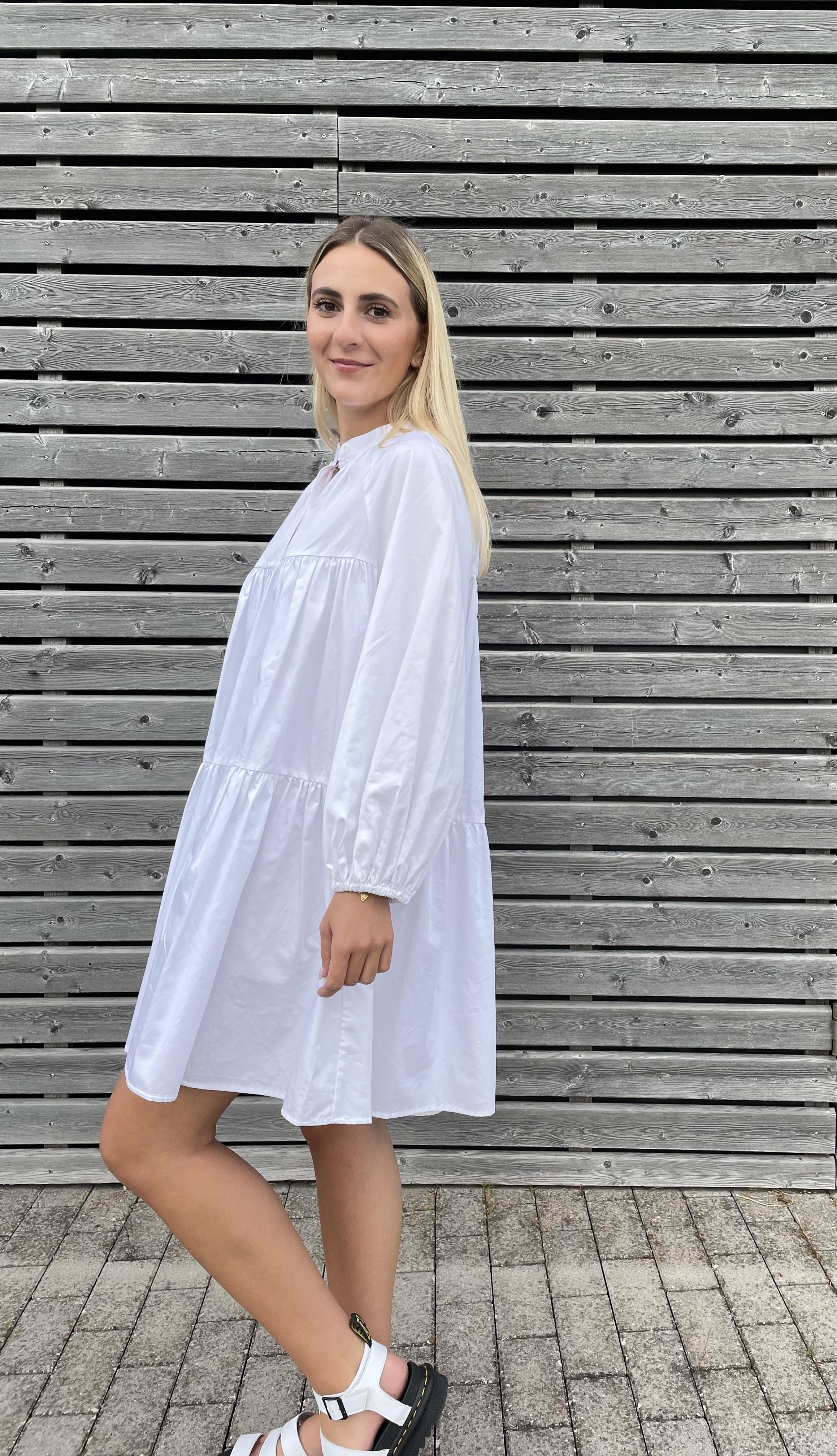 Dress Alicante white - Devotion