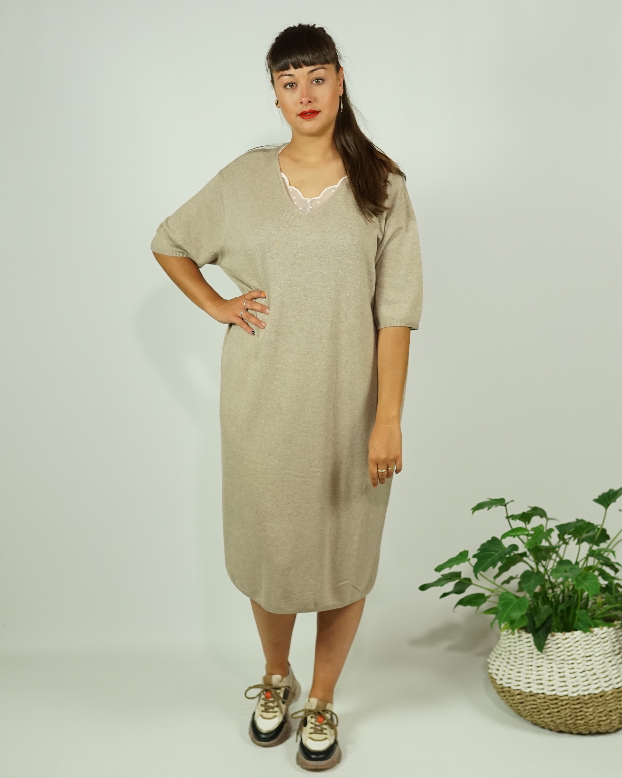 Kleid Strick Evamaria JcSophie