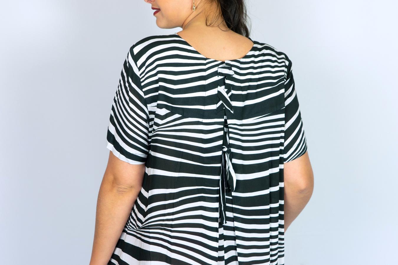 Kleid gestreift - Matfashion
