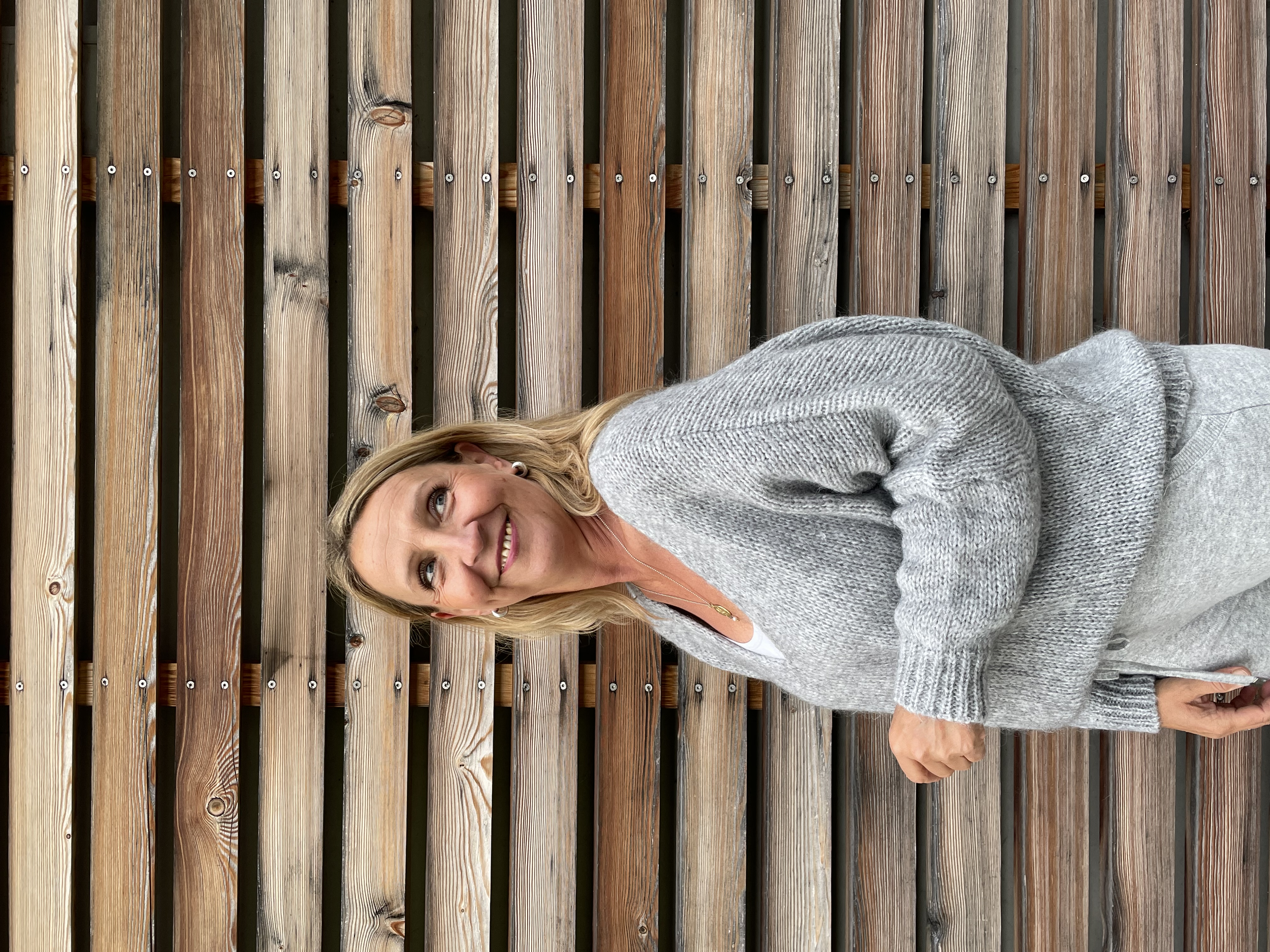 Pullover Honey Mohair - Bypias