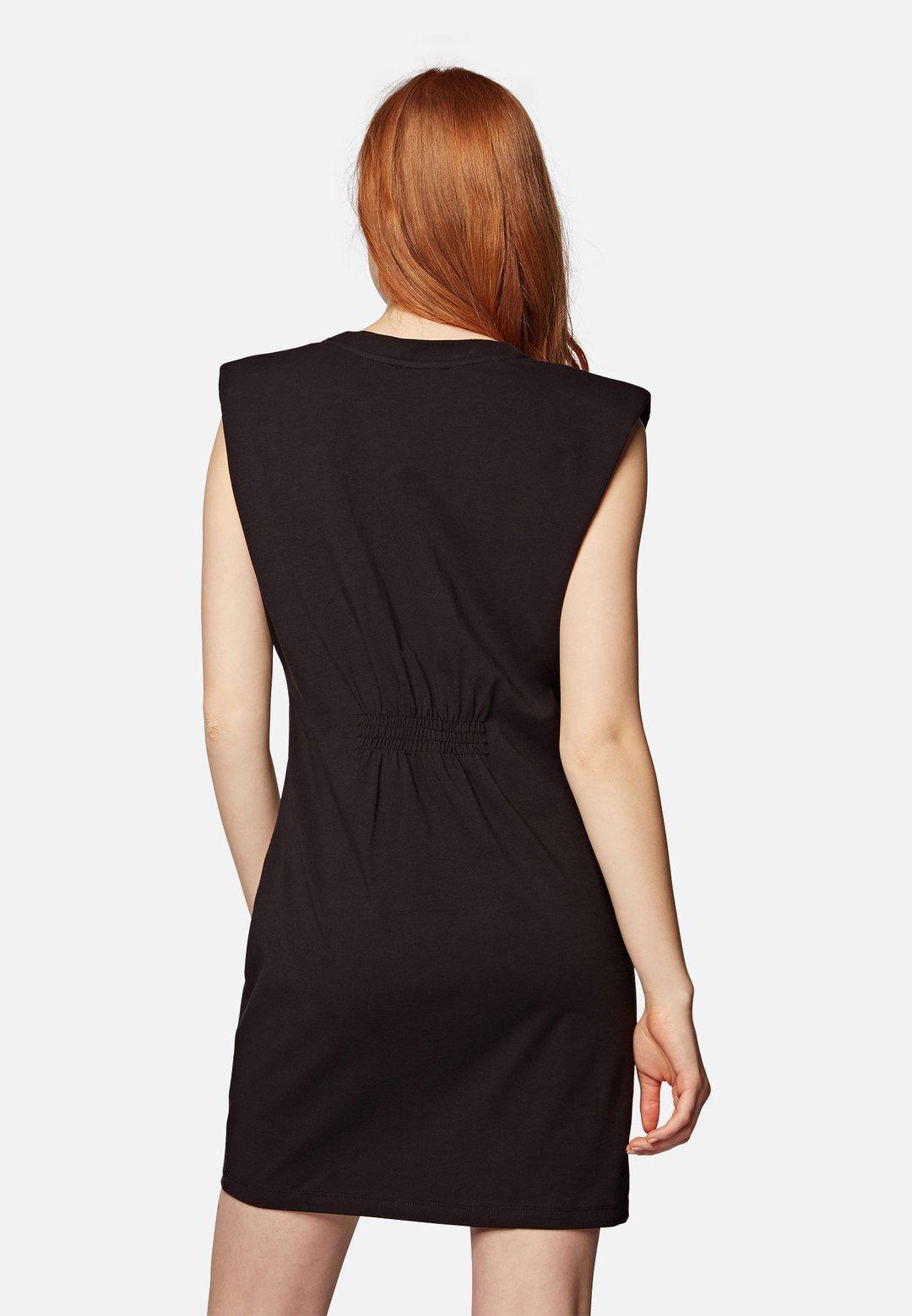 T-Shirt Kleid - Mavi