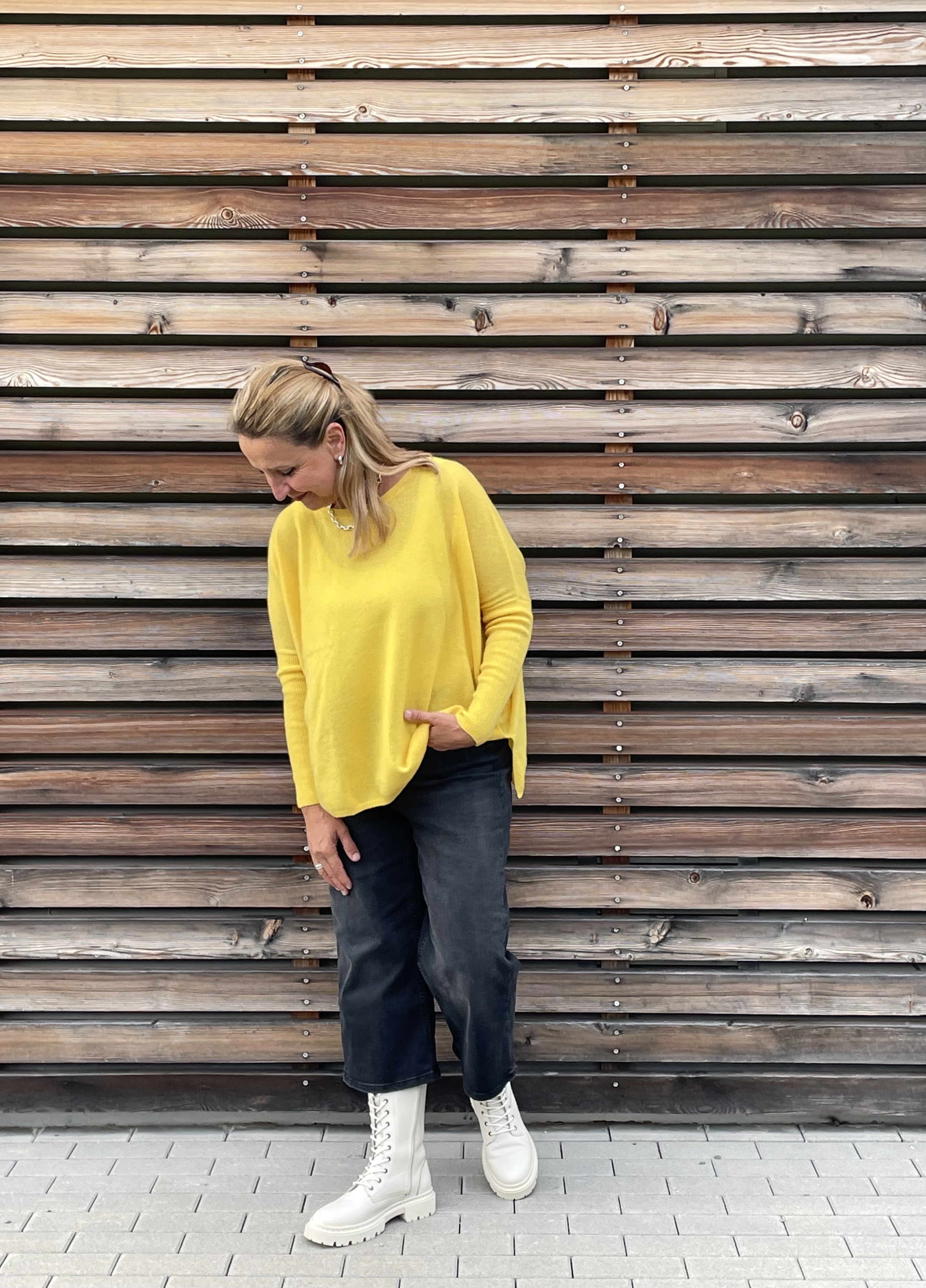 Pullover Astrid - absolut cashmere