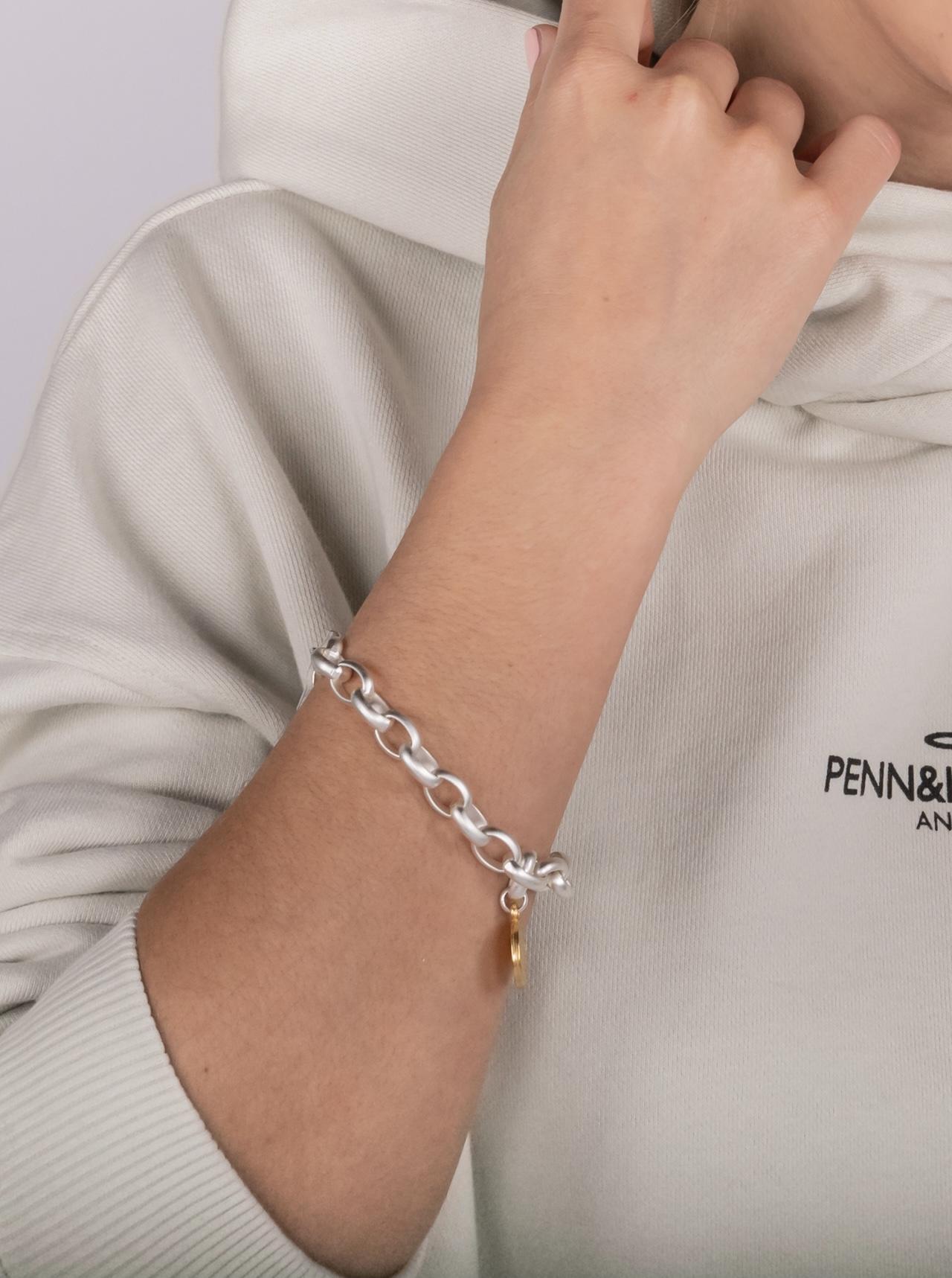 Armband Münze - Runte Schmuck