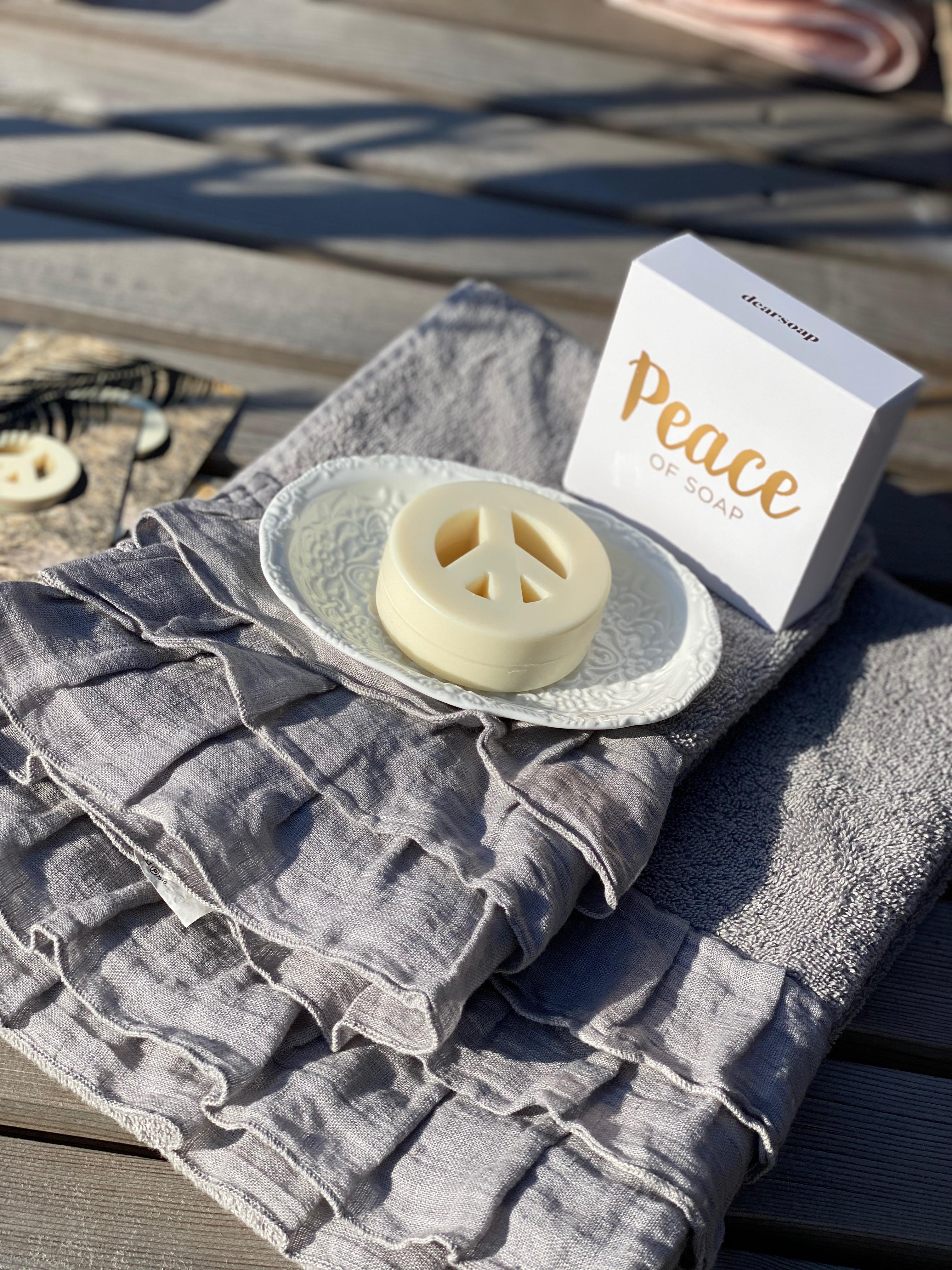Seife Peace of soap dearsoap