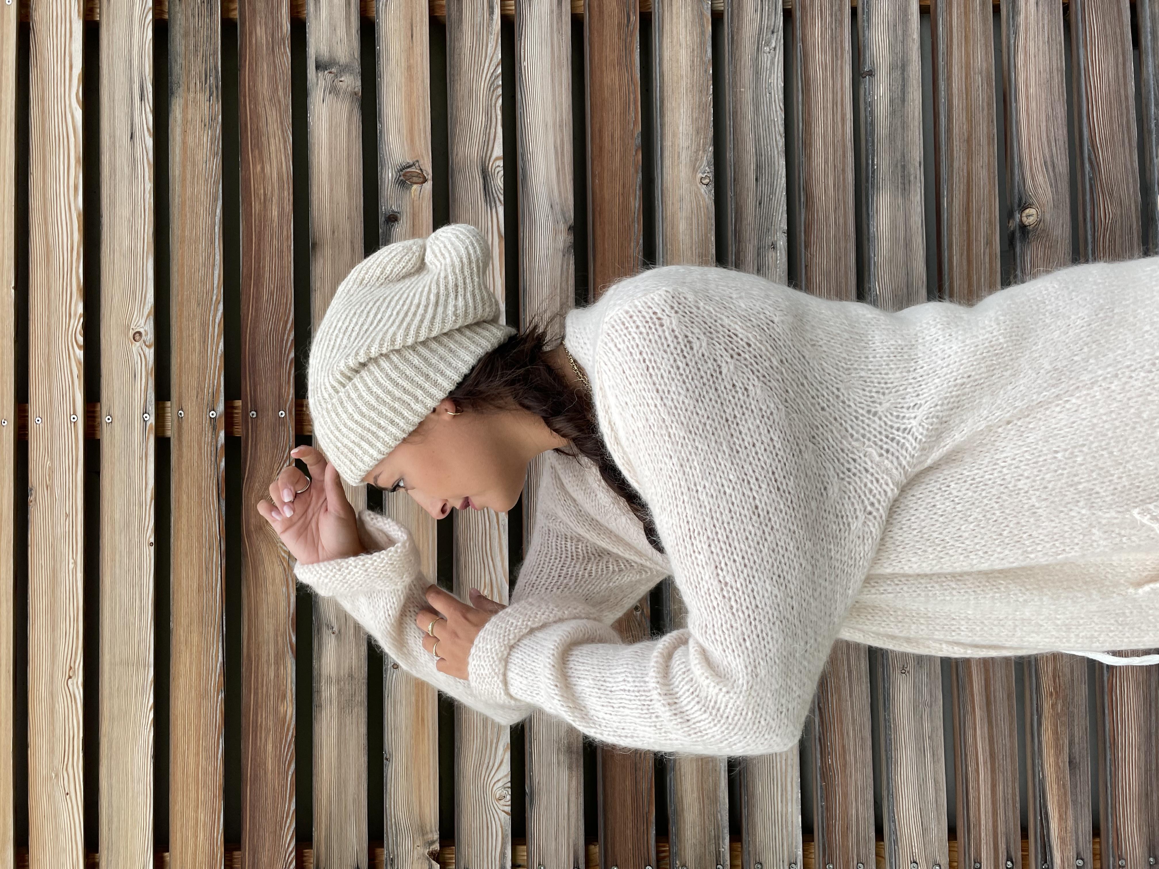Mütze muffy mohair - Bypias