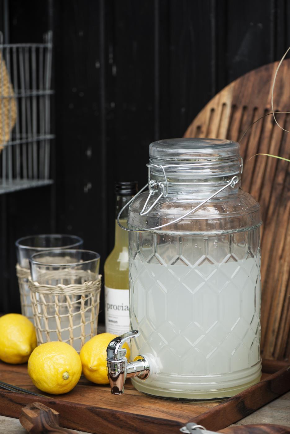 Getränkebehälter Glas - ib laursen