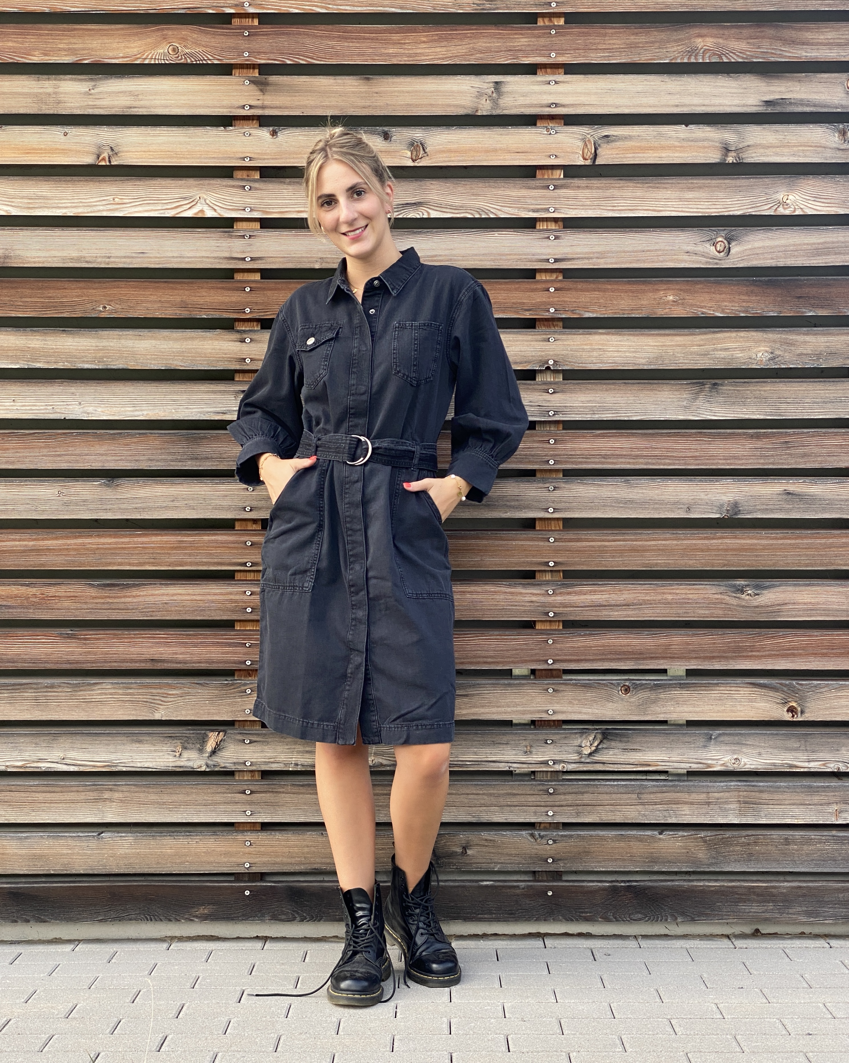 Kleid Denim Daze - Summum Woman